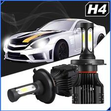 500W 50000LM CREE H4 9003 HB2 LED Headlights kit High + Low beam bulbs 6000k HID