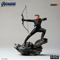Iron Studios 1/10th Avengers: Endgame Hawkeye BDS Collectibles Figure New Stock