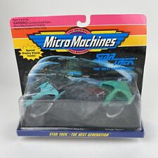 1993 STAR TREK The Next Generation MICRO MACHINES Collection #3 Factory Sealed
