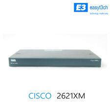 Cisco 2600 XM Series Wired Ethernet Router- Cisco2621XM