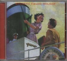 MAGNETIC FIELDS - HOLIDAY - CD (OTTIME CONDIZIONI)