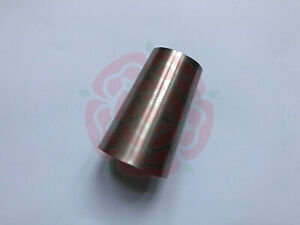 Titanium Exhaust Reducer Connector Adapter Flange Pipe Various Size Tube Race