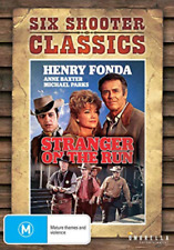 Stranger on The Run (dvd 1967) *preorder R4 Movie Henry Fonda