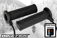 MOTORCYCLE MOTORBIKE HEATED HOT GRIPS FOR WARM HANDS IN COLD WINTER BIKETEK PRO