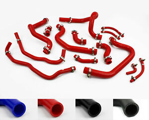 Silicone Coolant Hoses fits Toyota MR2 MK1 AW11 Stoney Racing Radiator Heater