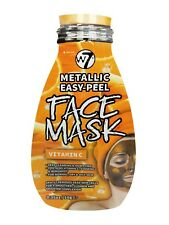 W7 Easy Peel Off Face Mask SACHET Deep cleaning Remove dead skin Anti aging