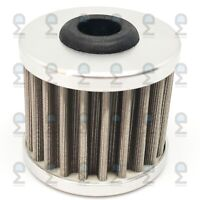 STAINLESS STEEL OIL FILTER FOR HONDA CRF250R 2004-2019 / CRF250X 2004-2017