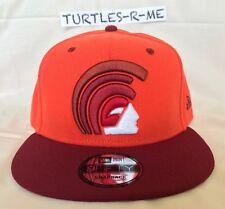 Brand New FITTED HAWAII New Era SNAPBACK Hat MUA Orange & Dark Red FITSTRIKE