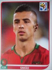 Panini 558 Simao Portugal FIFA WM 2010 Südafrika