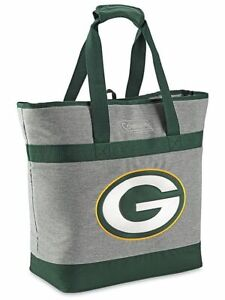 Coleman NFL Green Bay Packers Logo Soft Sided up to 30 Can Cooler w ice  - NEW