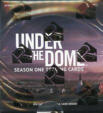 Under the Dome Season 1 Trading Cards Factory Sealed Box w/ 2 Autographs & Relic