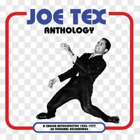 JOE TEX - ANTHOLOGY 3 CD BOX-SET NEW