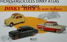 Dinky toys atlas sheet paper without certificate to choice