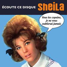 CD Sheila : Ecoute ce disque