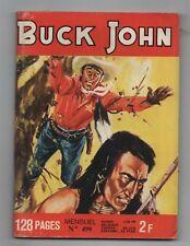BUCK JOHN n°499 - Imperia - TBE