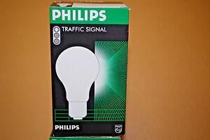Philips 51A19/RR/TS Ring Reflector Traffic Signal Bulbs 51W/120V  20 Bulbs S4727