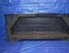 06 07 Mazdaspeed6 Trunk Carpet Liner Rear Trim Speed 6 MS6 2006 2007