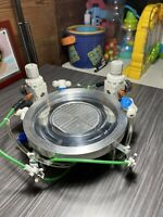 Vacuum Table Wafer Position Chuck Jig Lab