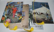 lotto 4 CALENDARIO STORICO GUARDIA DI FINANZA anno 2008 2009 e regalo 2013 2014
