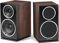 Wharfedale Diamond 220 Bookshelf Speakers (Pair) 5* Review - Walnut RRP- £199