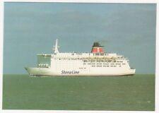 Stena Line, Koningin Beatrix Postcard B637