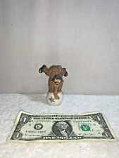 "Flambro Emmett Kelly Jr Figurine Clown Handstand 3.5"" Figure"