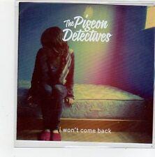 (FL912) The Pigeon Detectives, I Won't Come Back - 2013 DJ CD