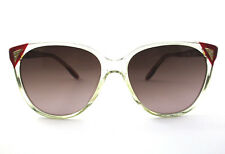 occhiale da sole Christopher D. vintage donna mod.2009 DF col.oro/rosso/traspar.