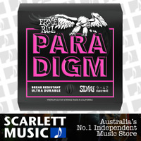 Ernie Ball PARADIGM Ultra-Durable Super Slinky Electric Guitar Strings - 9-42