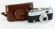 Foca, One Star, Model 3, #67930, Oplar 3.5/3.5 cm, French Leica Copy