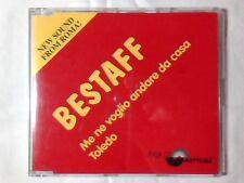 BESTAFF Me ne voglio andare da casa cd singolo PR0M0