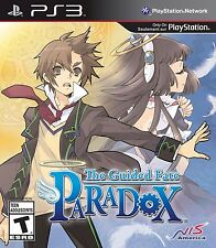 NEW Guided Fate Paradox (Sony Playstation 3, 2013) NTSC