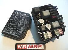 Toyota MR2 MK2 SW20 3SGE Delantero Caja De Fusibles & Relés Mr MR2 Usado Piezas