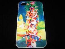 Seven Dwarfs Hard Cover Case for iPhone 4  4s New  Snow White's Seven Dwarfs