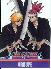 "Carte Card PANINI "" BLEACH "" Ultra Cards N° 144 Groupe"