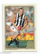 2012 Eternity Promo Card (HF213) Nathan BUCKLEY Collingwood