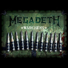 Warchest [Box] by Megadeth (CD/DVD 2007 [4 Discs, 1 DVD] Capitol/EMI Records)