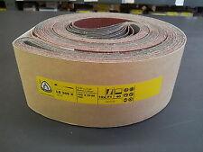 Klingspor LS309X Abrasive Belts 100x2740mm Grit 40 (Pack of 10)