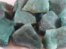 Tumbling Rock Rough - GREEN AVENTURINE - 3 LB Lot - Quartz - Tumbler - Polisher