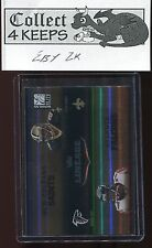 2004 Donruss Elite Lineage #L1 Aaron Brooks/Michael Vick (Saints & Falcons)