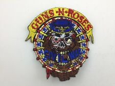 Guns N Roses Embroidered Patch ~ Civil War