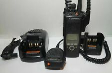 Motorola Xts5000 Ii Vhf Smartzone P25 Digital Radio Police Fire Ems H18kef9pw6an