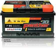 Autobatterie Panther Black Edition +30% Multistart 12V 85Ah    P85