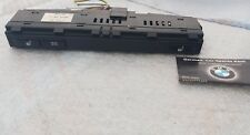 BMW E46 COUPE HEATED SEATS SWITCH CONTROL PANEL,with plug and wires