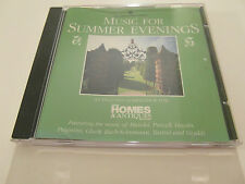 Music For Summer Evenings - Various Artists (CD Album) Used Very Good