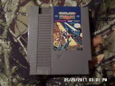Nintendo NES Game: Bionic Commando