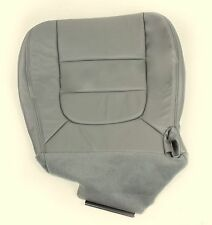 2001 2002 2003 Ford F150 Lariat Passenger Bottom Replacement Leather Seat Gray