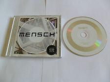 HERBERT GRONEMEYER - Mensch (CD 2002)