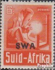 Namibië - Southwest 227 met Fold 1941 Rüstungsbilder