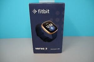 Fitbit Versa 3 Health & Fitness Smartwatch with GPS 24/7 Heart Rate voice assist